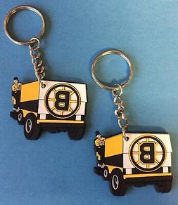 2 Lot Rare Boston Bruins Officially Licensed Collectible Hoc