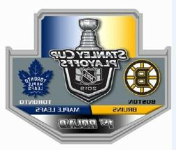 2019 nhl playoff pin 1st round boston