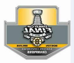 2019 NHL PLAYOFFS PIN BOSTON BRUINS STANLEY CUP FINAL EASTER