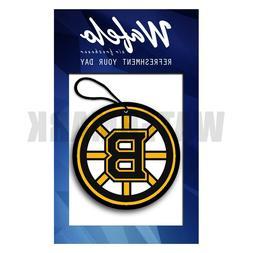 Wafelo Air Freshener Custom Boston Bruins NHL Car And Home F