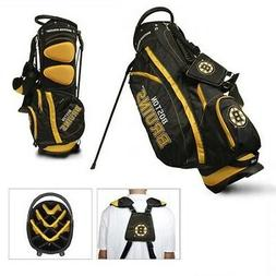 Authentic Team Golf Boston Bruins NHL 14 Divider Golf Bag St