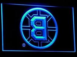 Boston Bruins LED Neon Sign Light NFL Football Sports Team