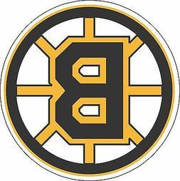 Boston Bruins NHL Hockey Bumper sticker, window wall decor,