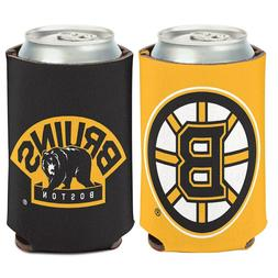 "Boston Bruins Official NHL 4"" Tall Coozie Can Cooler"