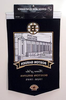 Boston Bruins 'Boston Garden' Stadium Banner