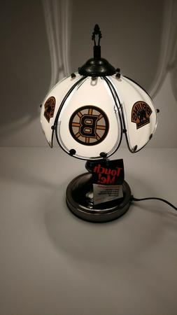 Boston Bruins Table/desk lamp desk accent sports 3 way Touch