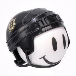 Hockey Boston Bruins Helmet Head Car Antenna Ball / Desktop