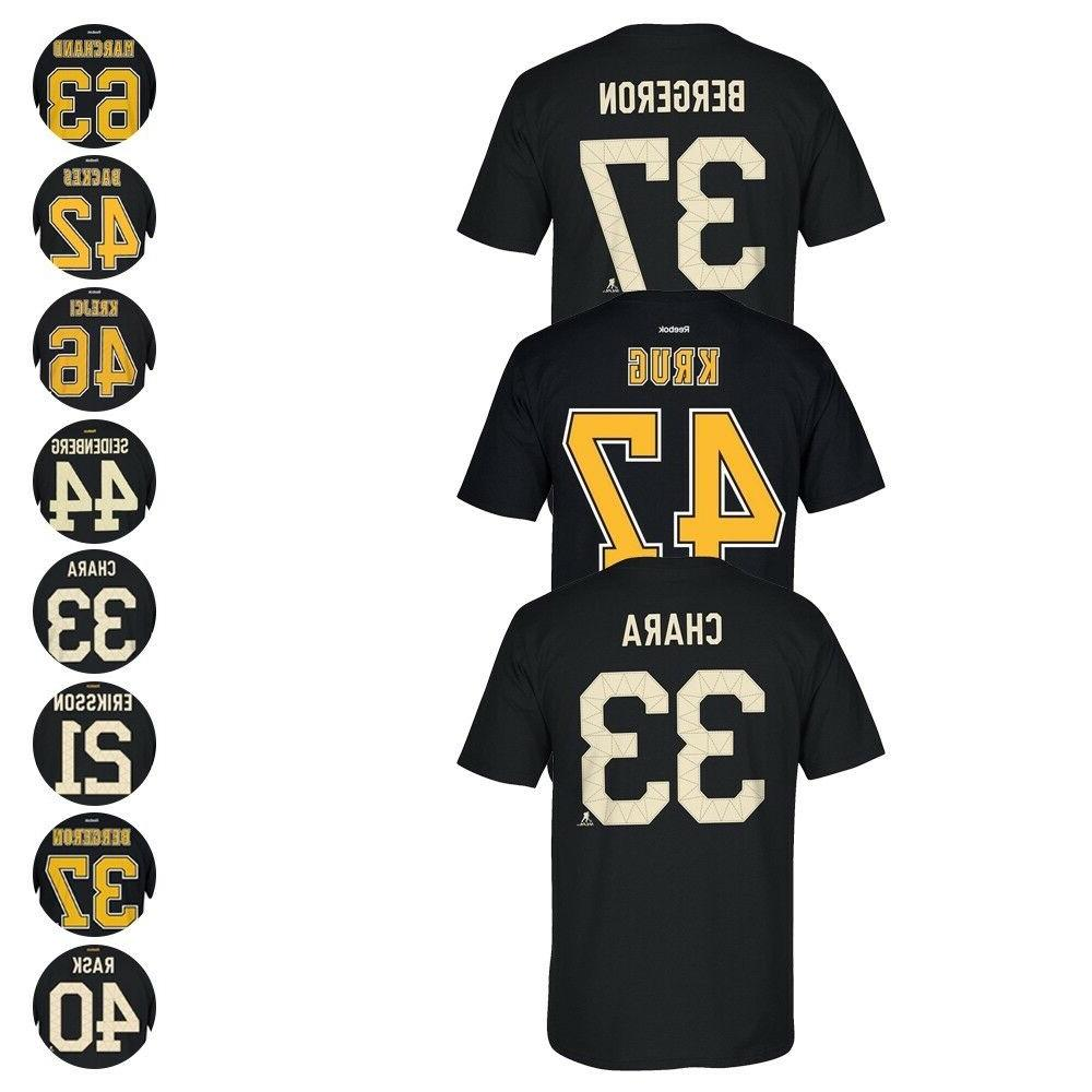 boston bruins nhl player name and number