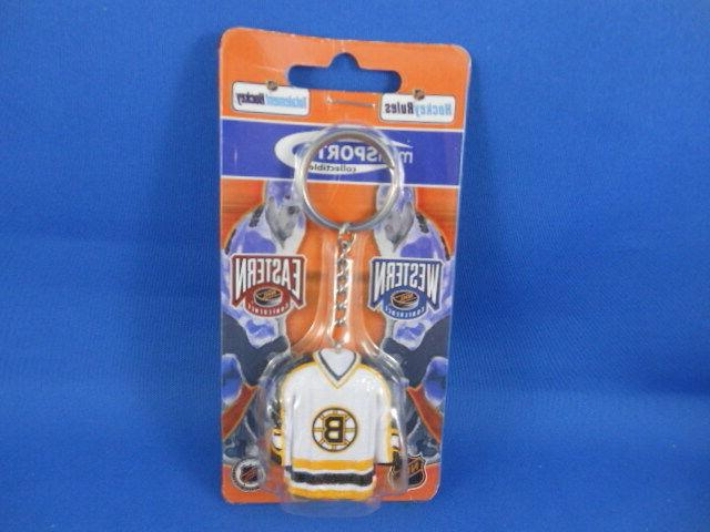 nhl boston bruins keychain mini sport collectibles