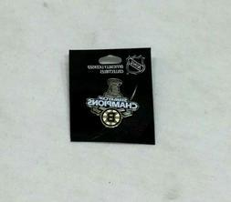 NHL Boston Bruins 2011 Stanley Cup Champions Bumper Sticker