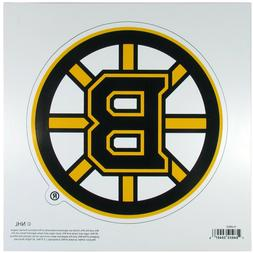 "NHL Boston Bruins 8"" Magnet Outdoor Rated Football auto NEW!"
