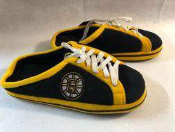 Forever Collectibles NHL Boston Bruins Sneaker Slide Men's S