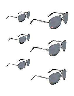 NHL Hockey Aviator Sports Sunglasses - Team Logo on Lens - P