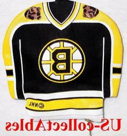 NHL Hockey Boston Bruins Jersey Money Pouch I.D. Holder Spor