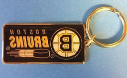 Rare Boston Bruins Officially Licensed Collectible Hockey Ke