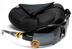 Read Listing! Boston Bruins BULLSEYE 3D LOGO on BLK Blade Su